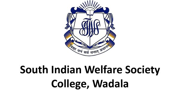 South India Welfare society college logo